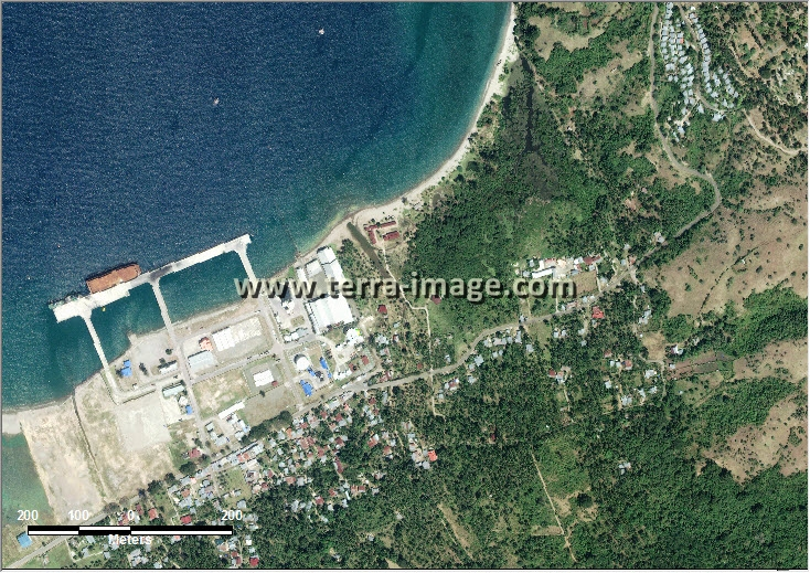 citra satelit worldview-2, aceh besar NAD