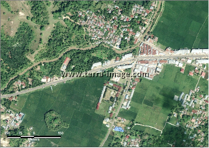 Jual citra satelit worldview-2 pidie aceh
