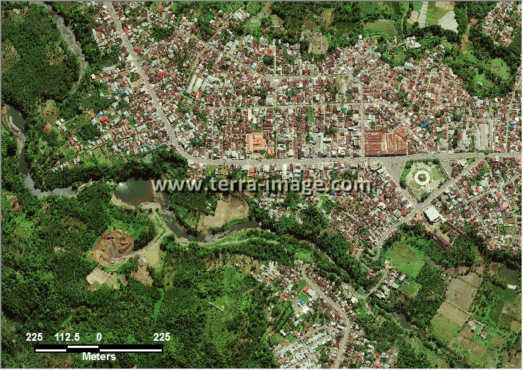 citra satelit worldview-2 natural color bengkulu
