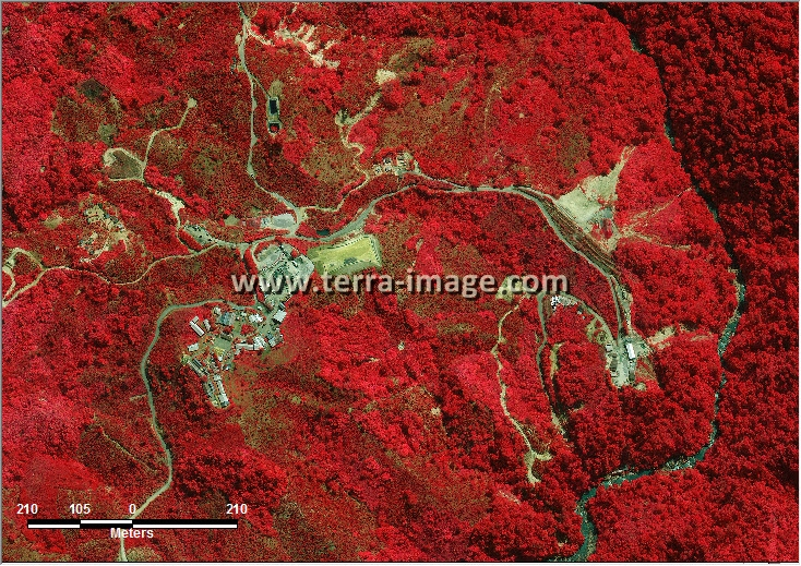 Jual citra satelit worldview-2 red tanggamus lampung