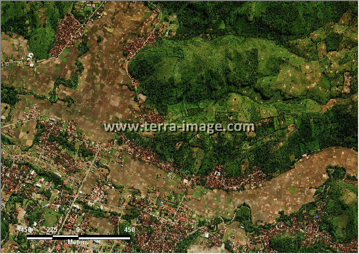 citra satelit worldview-2 natural color bima