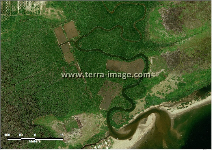 Jual citra satelit worldview-2 natural swarangan