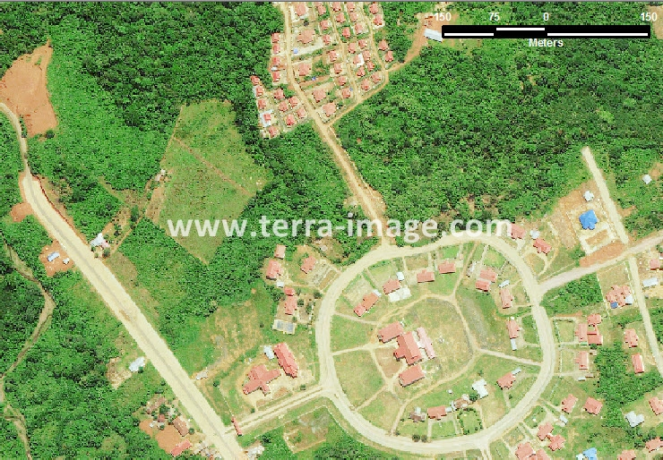 citra satelit worldview-2 natural color kendari sulawesi