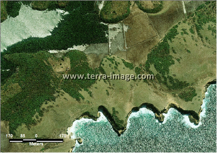 citra satelit worldview-2 natural color lombok timur