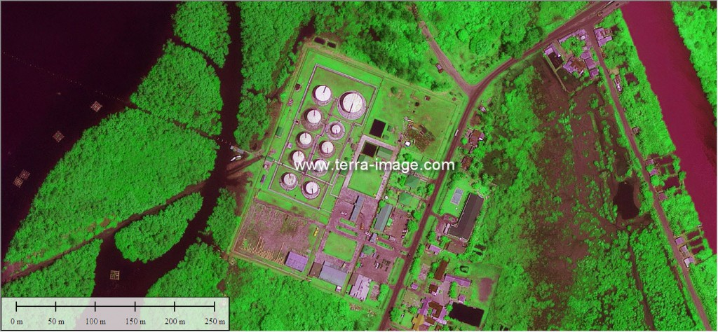 Jual citra satelit worldview-2