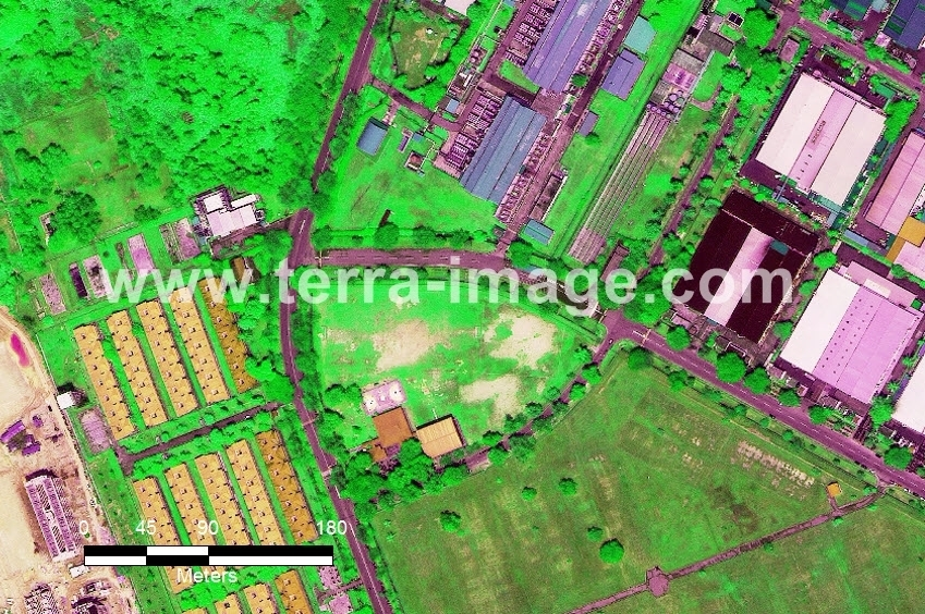 01 WorldView-3 Barelang Green foto satelit