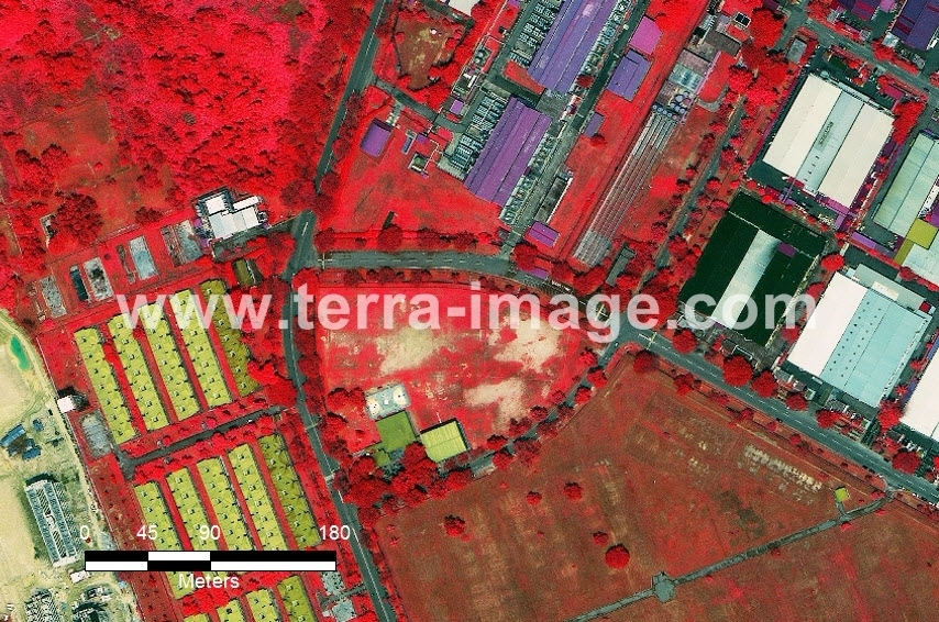 01 WorldView-3 Barelang Red foto satelit