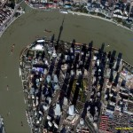 Citra Satelit WorldView-3 (30cm) Pudong, Shanghai