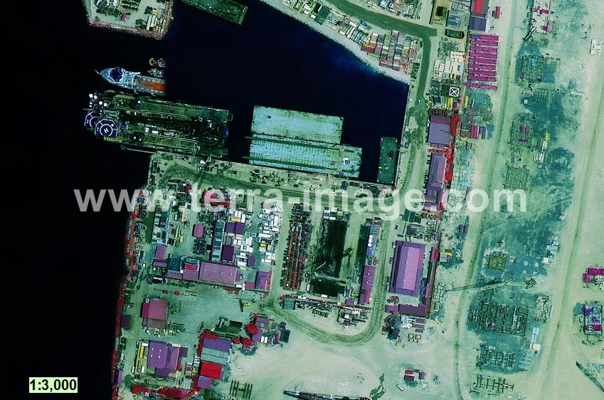 02 WorldView-2 Red Batam citra satelit